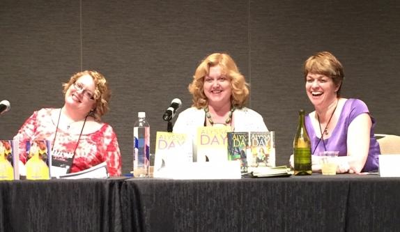Kristan,Elizabeth,Alyssa Panel